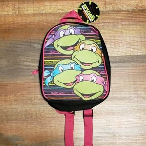 🆕️Ninja Turtle Mini Backpack